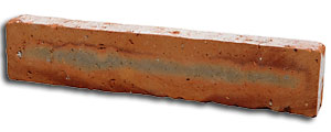 Red brick middle cut
