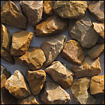 Tiger Yellow crushed stone